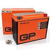 Batterie 12V 21Ah Gel GP-Pro (Typ - C50-N18L-A/ähnlich Y50-N18L-A) (versiegelt/wartungsfrei)