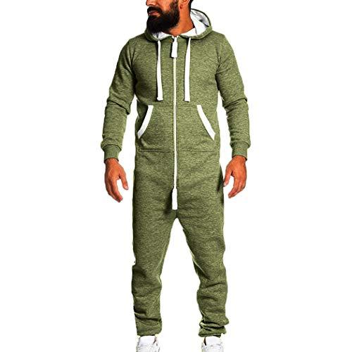 ex Jumpsuit Kleidungsstück Non Footed Pyjama Einteiliger Overall Bluse Hoodie ()