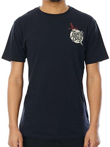 t-shirt-santa-cruz-flash-hand-colour-vintage-nero-l-nero