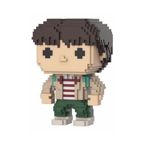 Funko Pop Mike (Stranger Things 8-Bit 17) Funko Pop Stranger Things