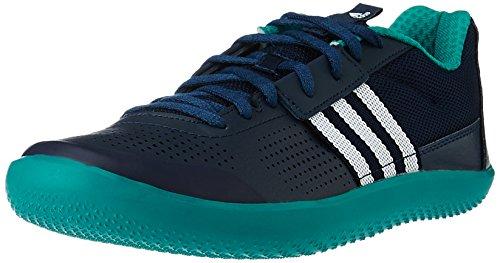 adidas Throwstar, Scarpe da corsa Uomo, Colore Bianco/Blu/Verde, Size: 42 2/3 EU