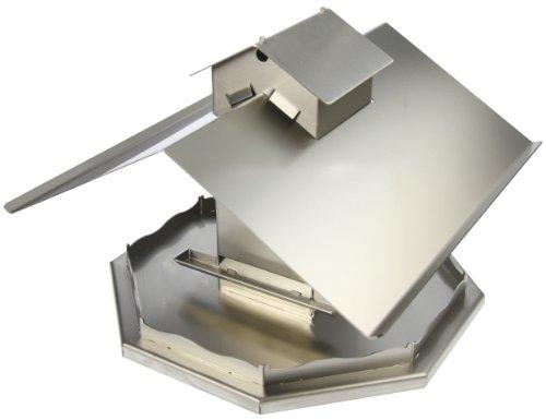 Sonstiges Hochwertiges Design Vogelfutterhaus aus Edelstahl - 5