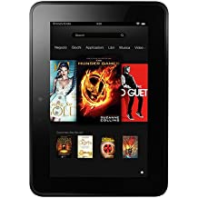 "Kindle Fire HD 7"" (17 cm), audio Dolby, wifi de doble banda, 16 GB - Incluye Ofertas especiales [generación anterior]"
