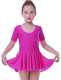 Seawhisper Enfants Costumes de Danse Ballet Justaucorps Tutu fille Robes Jupes Journée des enfants scène