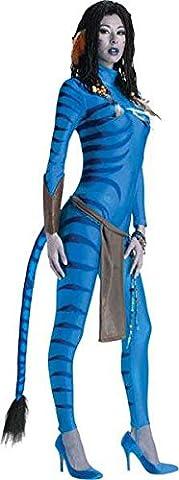 Costume avatar neytiri licence taille s