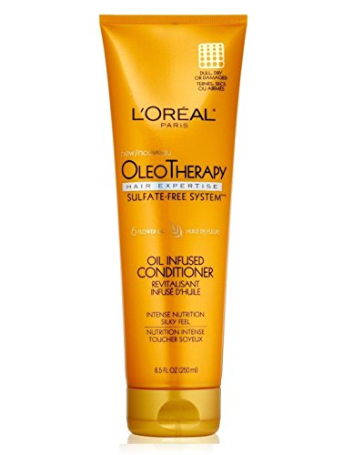 Loreal Paris Oleo Therapy Sulfate Free Oil Infused Conditioner (250ML)