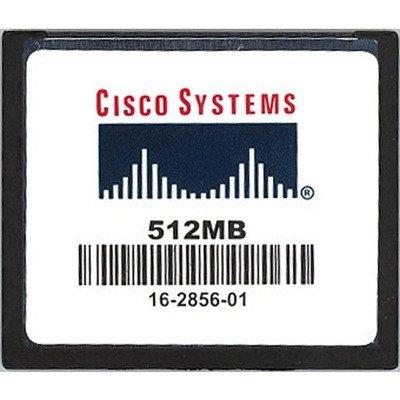 Cisco mem-cf-512mb 512MB Compact Flash Card (Mb-compactflash-speicher 512)
