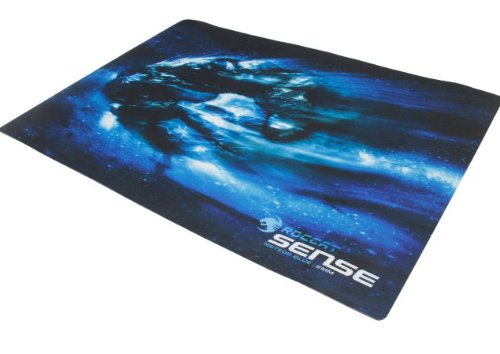 roccat-sense-high-precision-gaming-tapis-de-souris-400-x-280-x-2-mm-meteor-blue