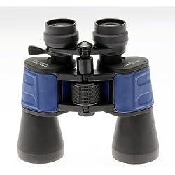 Kepler. Prismáticos zoom 8–20 x 50. Ópticos BAK4. Ideal para observación en aviación y embarcaciones, observaciones de largo alcance.