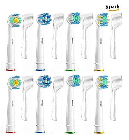 Oral B Compatible Replacement Electric Toothbrush Heads