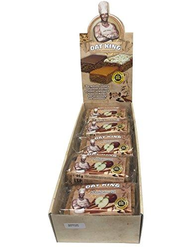Lsp Oat King Energy Bar Peanut Butter 10 Stück (Bar Peanut Butter Food)