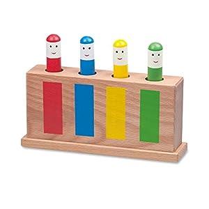 Galt Toys Juguete Sube y Baja, Multicolor, Altura 11,5 cm y Ancho 15cm (A0138L)