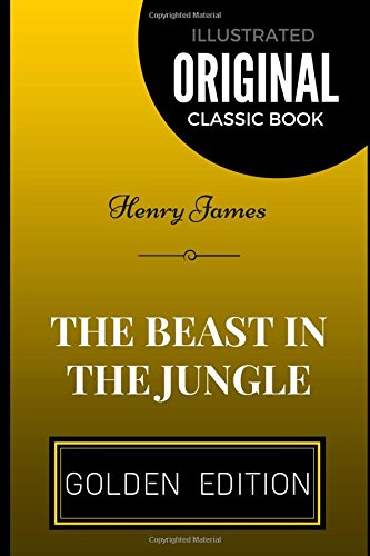 Book cover for The Beast in the Jungle