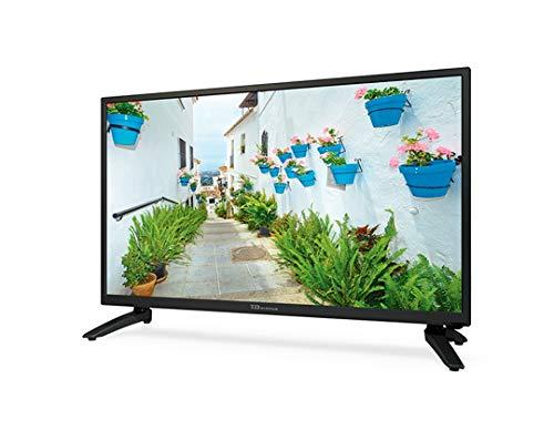 """41irKzpGW%2BL - TD Systems K24DLH8H - Televisor LED de 24"""" (HD, HDMI, VGA, USB Reproductor y Grabador) Color Negro"""