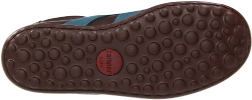 Camper Pelotas, Baskets mode mixte enfant Marron/bleu