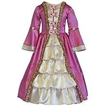 Girl - Disfraz de época para niña f5eb31503192