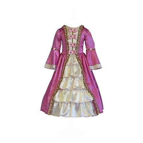 Dress Up By Design Kinder-Kostüm historisches viktorianisches Kostüm Prinzessin Antoinette, für 6-8 (Prinzessin Viktorianische Kostüme)