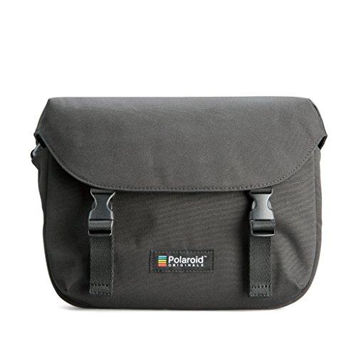 Polaroid Originals - 4796 - Alltägliche Kameratasche - Schwarz (Interior Zip Pocket)