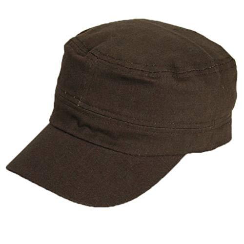 ZKADMZ  6 Colores para Adultos Unisex Sólido Ocasional Ajustables Caps Sombreros  para Los Hombres del Casquillo De Las Muj 513eb191f96