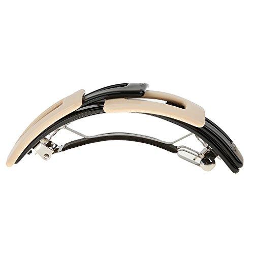 Pinces à Cheveux Porte Barette Queue de Cheval Accessoires - # 5, 180cm
