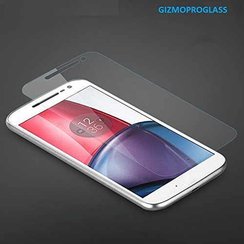 Tempered Glass Screen Protector For Motorola Moto G4 / Moto G 4 / Moto G 4th Generation / Moto G (2016)