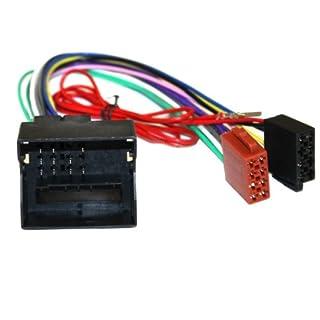 AERZETIX - G1 ISO-Konverter - Adapter - Kabel Radioadapter Radio Kabel Stecker ISO-Kabel Verbindungs