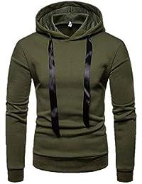 Baofull Herrenbekleidung ☺Kapuzenpullover Herren Sweatshirt