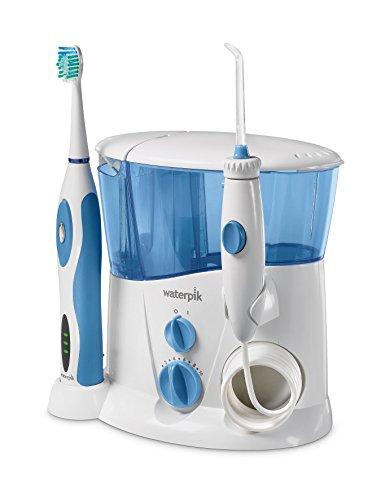 Waterpik wp900e2Bahnhof Munddusche und Zahnbürste Sonic Complete Care