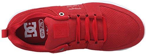 DC - - Herren Lynx Lite Low Top Freizeitschuh Rot