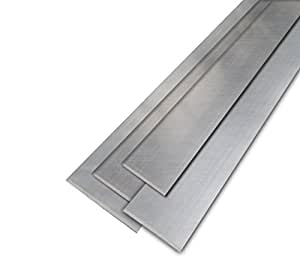 edelstahl flach flachstahl flachmaterial flacheisen v2a 40x3mm 1000mm baumarkt. Black Bedroom Furniture Sets. Home Design Ideas