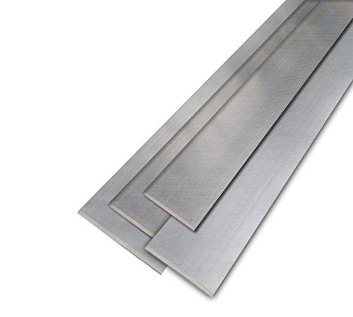 Edelstahl Flach Flachstahl Flachmaterial Flacheisen V2A 1.4301 30x3mm 1500mm