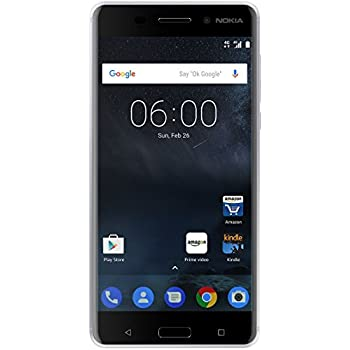 a7d74642b5 Nokia 6 (Silver, 32GB): Amazon.in: Electronics