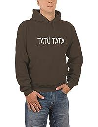Touchlines Herren Tatü Tata Kapuzen Sweatshirt - Pullover