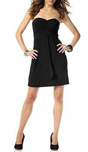Cocktail dell'abito di Laura Schott - Nero Nero