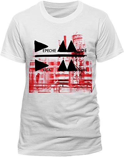 Coleccionistas Mine Camiseta para Hombre Delta Machine Depeche...