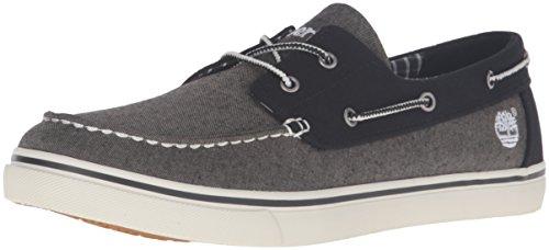 Timberland Eknmrkt Boatox Blue, Chaussures basses homme Gris (Granite Grey)