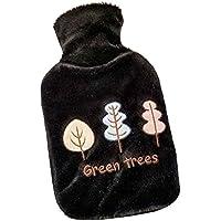 Tragbare Heißwassertasche, Cartoon-Wärmflasche Handwärmer 600ml [C] preisvergleich bei billige-tabletten.eu