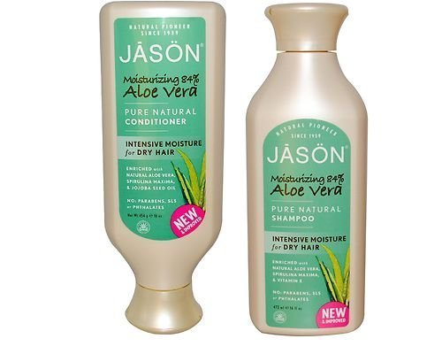 Jason Aloe Vera Shampoo & Conditioner Duo by Jason - Conditioner Jason Shampoo