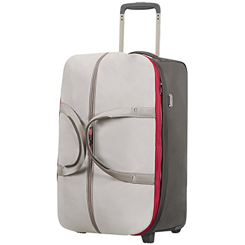 Samsonite - Uplite Duffle/Wh 55 cm, Perle/Rouge/Gris  - Limited Edition