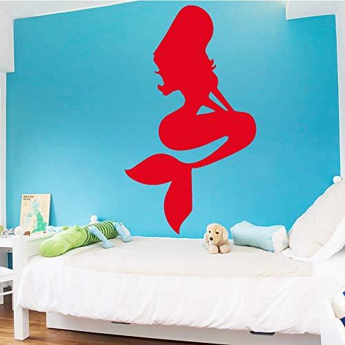 u Wandaufkleber Wohnzimmer Decer Vinyl Wasserdicht Abnehmbare Wallpapr Ziemlich Selbstklebende Wandkunst Zubehör 58X101CM ()