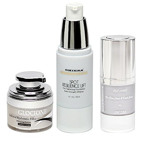 Omiera Labs Glocione Crème anti-âge pour le visage - crème