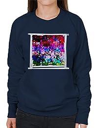 Mirrorpix Willy Wonka and The Chocolate Factory Oompa Loompas On Set Women's Sweatshirt