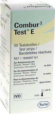 COMBUR 3 Test E Teststreifen, 50 St