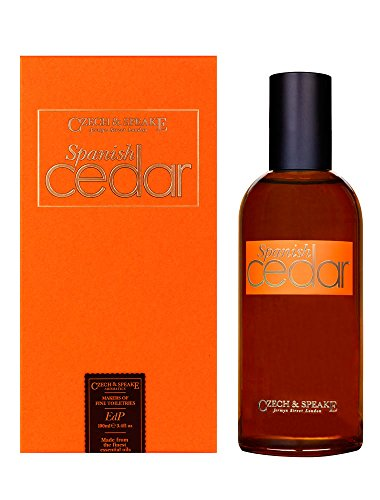 Czech & Speake Czech & SP Spanish Cedar Eau de Parfum 100 ml (100 ml)