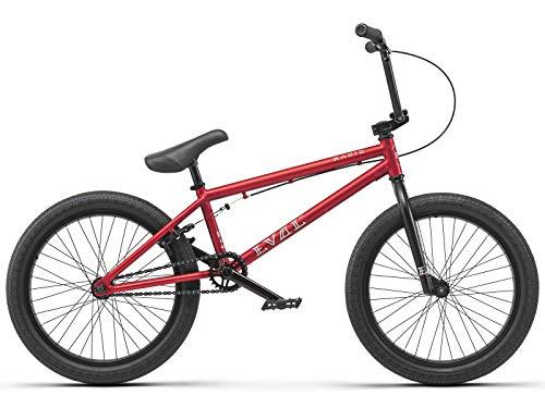 Radio Bikes Evol 2019 BMX Rad - Matt Metallic Red | rot metallic | 20.3