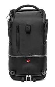 Manfrotto MB MA-BP-TM Zaino e Tracolla per Obbiettivi, Reflex e Laptop, Medio, Nero/Antracite