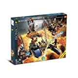 LEGO Bionicle Set #8624 Race for the Mask of Light