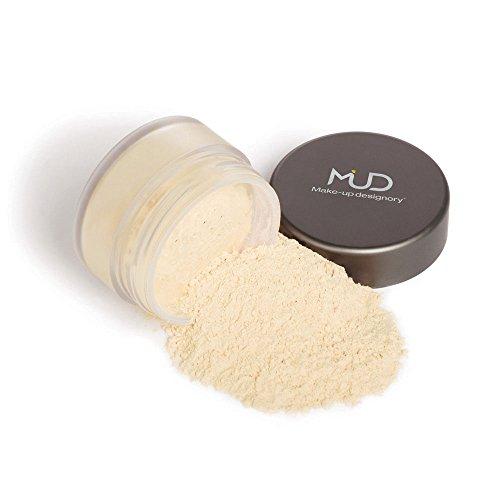 MUD Makeup Desi gnory Buttercream Loose Powder