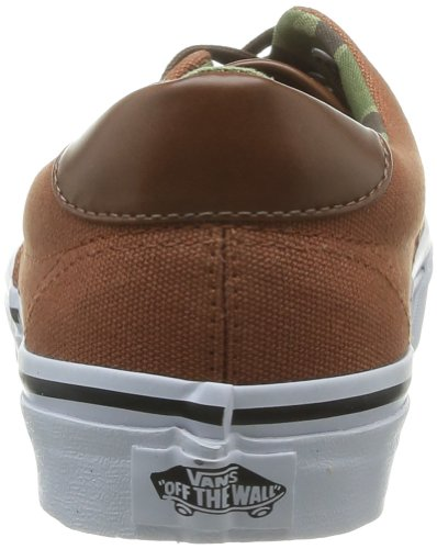 Vans U Era 59, Baskets mode mixte adulte Marron (C L Ginger Br)