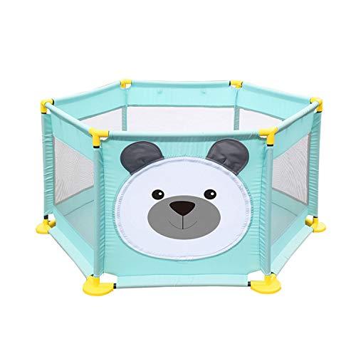 YXXHM- pour Enfant bébé Play Clôture rampants Tapis pour boîtier de sécurité Clôture pour bébé Clôture Clôture Marine Ball Pool Room